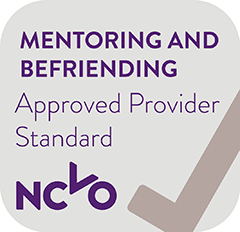 An approved provider standard logo